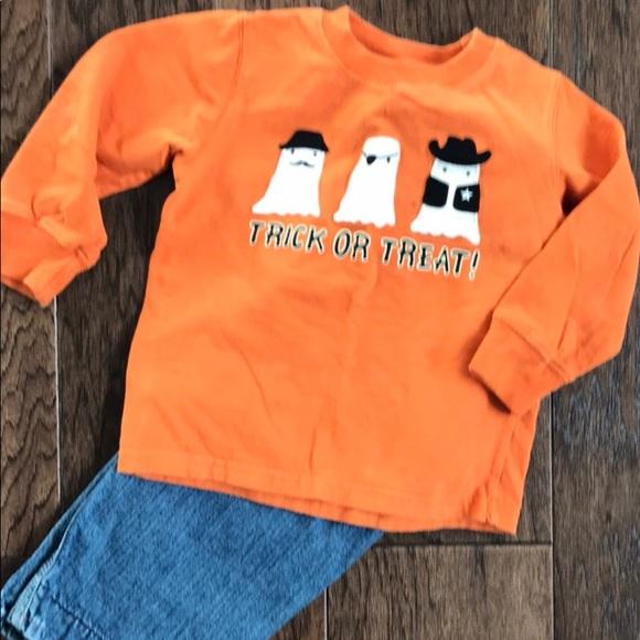 NWT Gymboree Boys Cotton Shirt top tee long sleeve NEW T-shirt